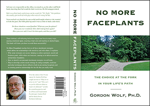 No More Faceplants book cover